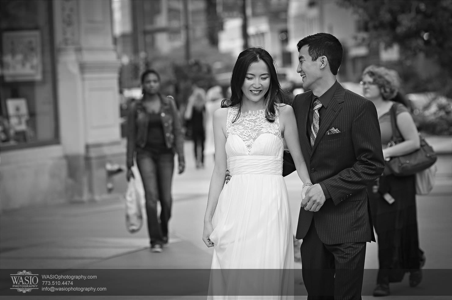 chicago-sunset-engagement-session-downtown-destination-001023 Chicago Sunset engagement - Yulin & Mika