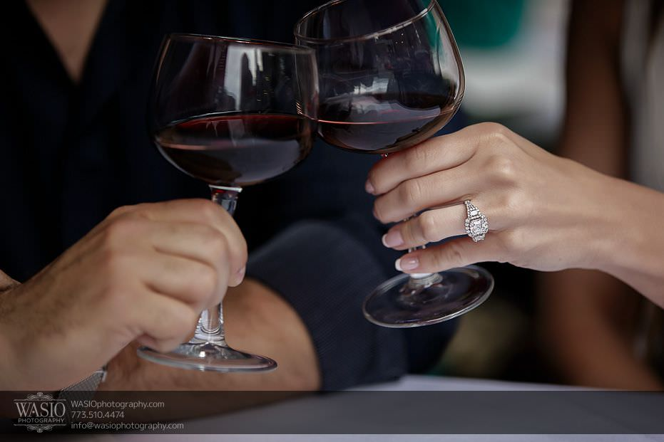 engagement-photo-ideas-amazing-perfect-engagement-ring-red-wine-celebration-0716 Engagement Photo Ideas - Monica + Stephen