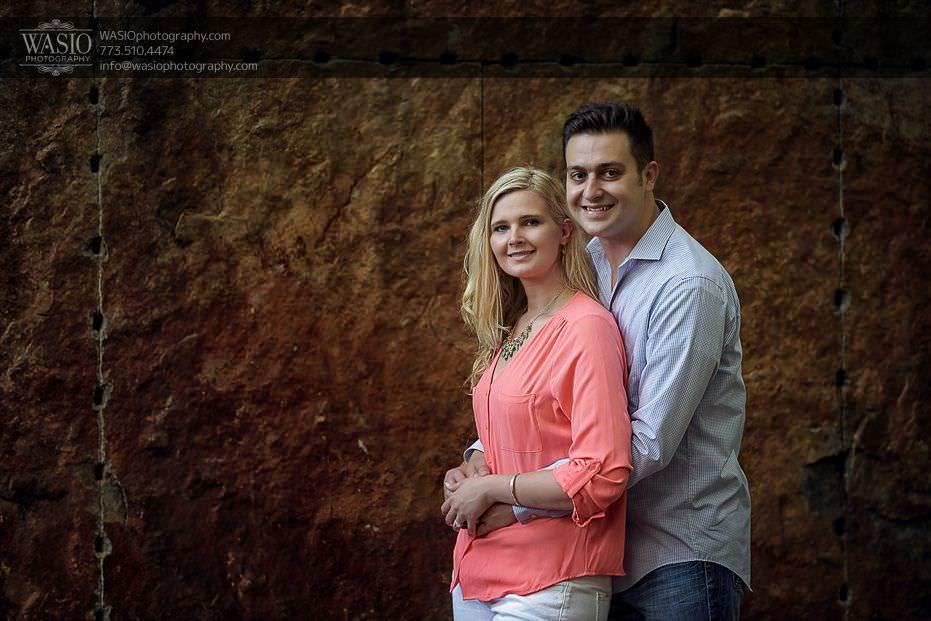 engagement-photos-fun-artistic-art-institute-park-outdoor-0704 Engagement Photos - Diana + Michael