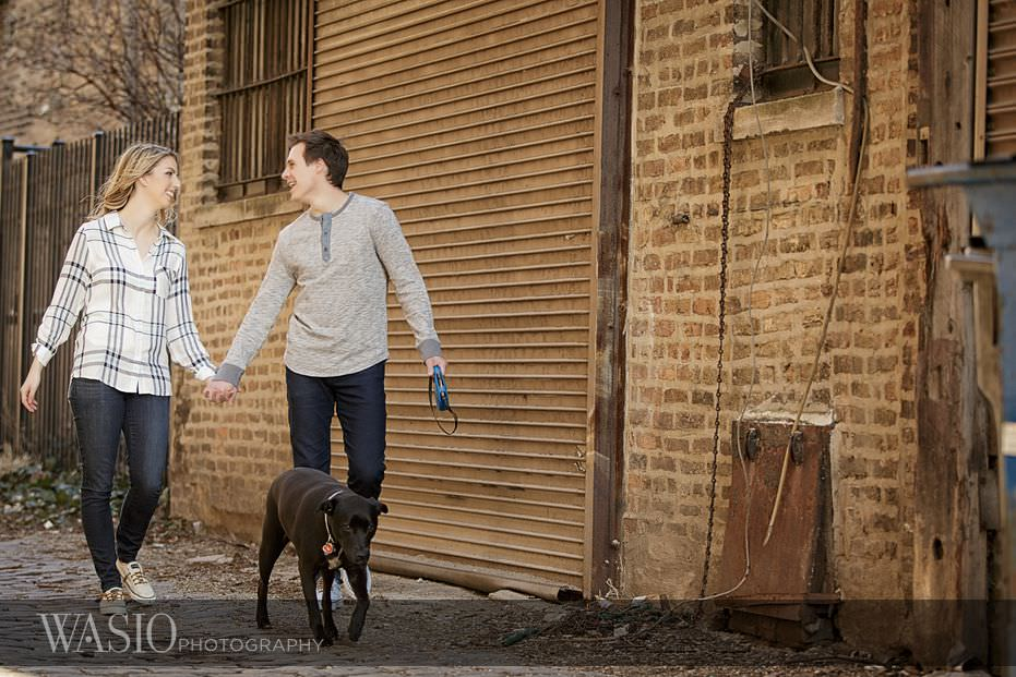 engagement-session-outdoor-sunset-alley-photos-with-dog-98 Engagement Session - Samantha and Marcin