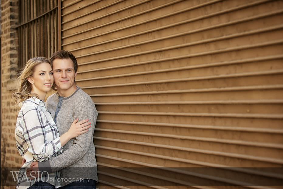 engagement-session-photography-ideas-in-chicago-west-loop-alley-97 Engagement Session - Samantha and Marcin
