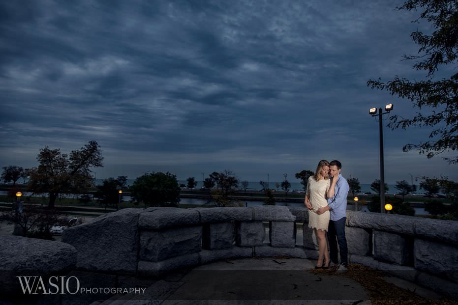 engagement-session-sunset-dramatic-clouds-romantic-07 Engagement Session - Samantha and Marcin