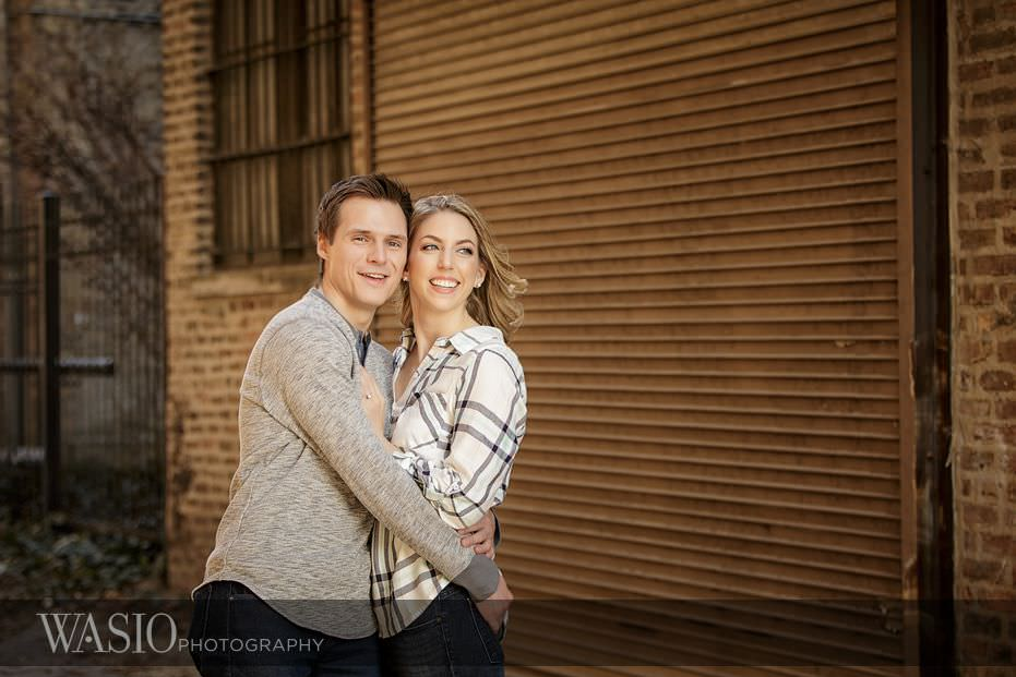 engagement-session-west-loop-alley-fun-spring-photography-natural-light-96 Engagement Session - Samantha and Marcin