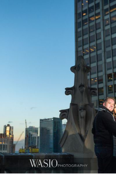 Evening Engagement Photos – Izabela and Marcin
