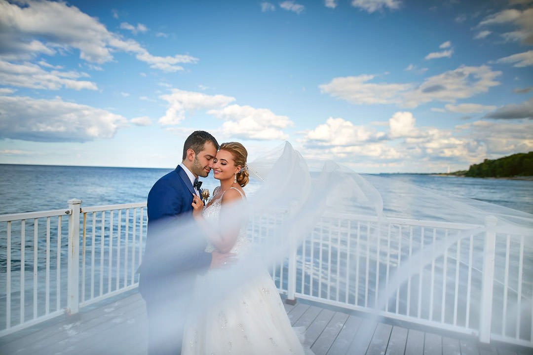 greek-wedding-vail-beach-romantic-glencoe-beach-wedding Chicago Greek Wedding - Christina and Chronis