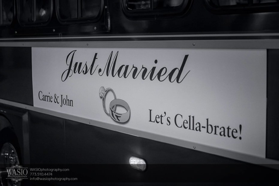 knickerbocker-hotel-wedding-just-married-trolly-celabration-21-931x621 Knickerbocker Hotel Wedding - Carrie + John