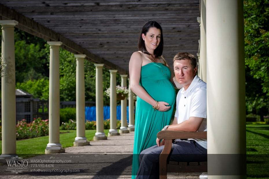 maternity-session-rose-garden-089-931x620 Maternity Session in Cantigny Park - Meagen+Mike
