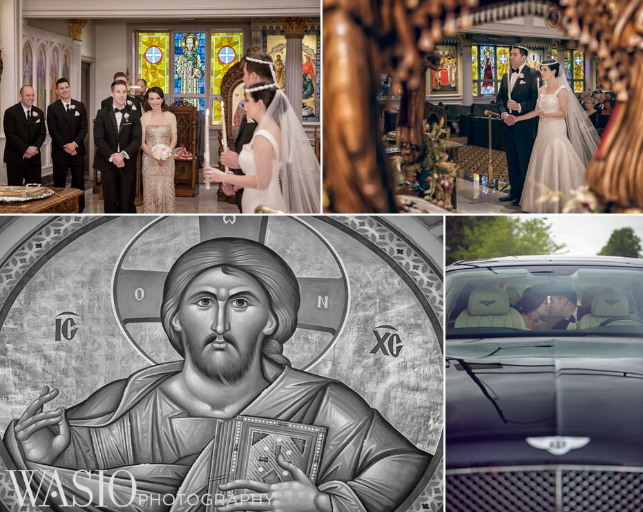 renaissance-chicago-downtown-hotel-wedding-intimate-greek-wedding-ceremony-bentley-80 Renaissance Chicago Downtown Hotel Wedding - M & M