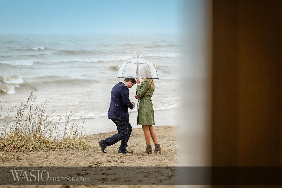 surprise-beach-proposal-wilmette-engaged-engagement-60 Surprise Beach Proposal - Paula + Josh