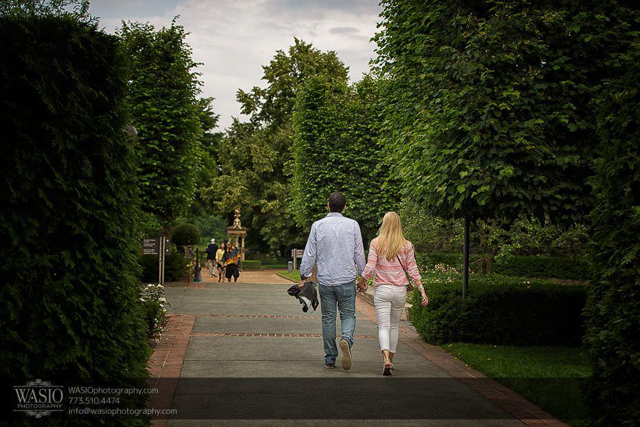 surprise-proposal-botanic-garden-northbrook-illinois-walking-hand-holding-0729 Surprise Proposal - Kelly + Nick