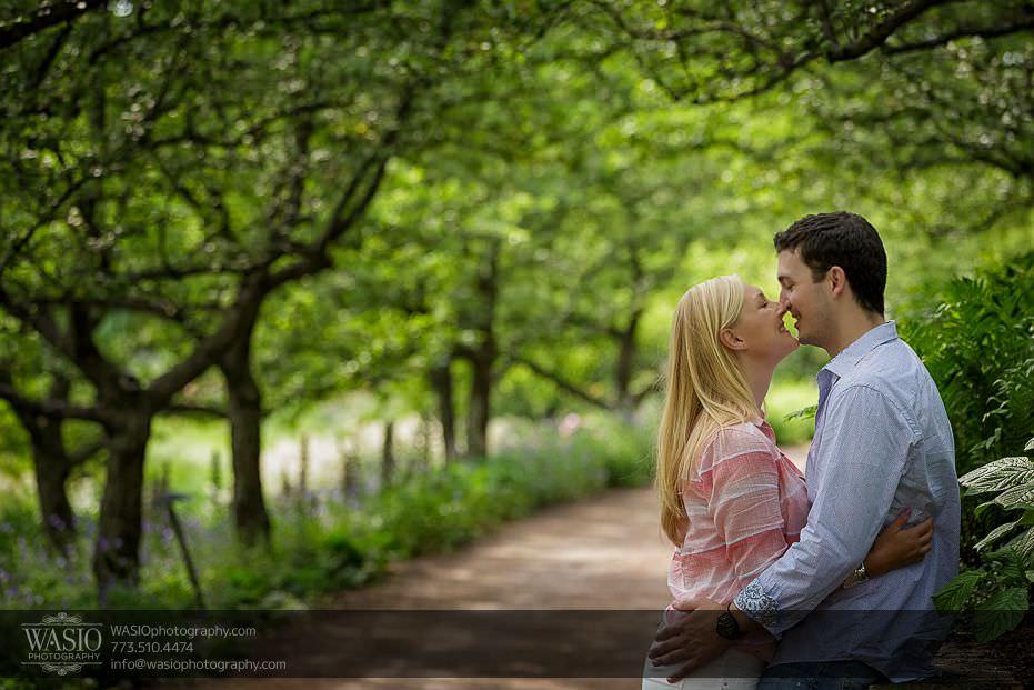 surprise-proposal-flirting-engaged-couple-0744 Surprise Proposal - Kelly + Nick
