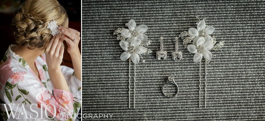 the-grove-redfield-estate-wedding-classy-hair-pins-earings-engagement-ring-28 The Grove Redfield Estate Wedding - Sam and Marcin