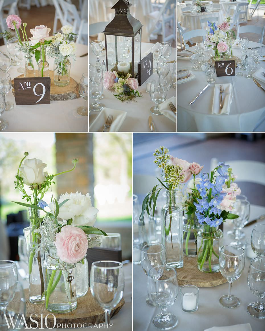 the-grove-redfield-estate-wedding-outdoor-reception-table-decor-pastel-flowers-45 The Grove Redfield Estate Wedding - Sam and Marcin