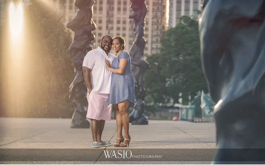 the-knot-best-of-weddings-hall-of-fame-blog-filed-museum-sunset-engagement-photo-41 The Knot Best of Weddings Hall of Fame - WASIO Photography