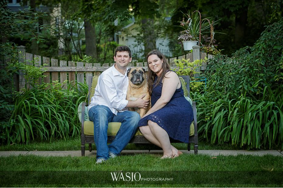 the-knot-best-of-weddings-hall-of-fame-blog-save-the-date-photo-with-puppy-27 The Knot Best of Weddings Hall of Fame - WASIO Photography