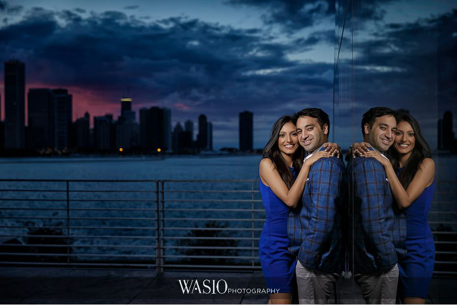 the-knot-best-of-weddings-hall-of-fame-sunset-engagement-session-planetarium-indian-engagement-photos-blog-25 The Knot Best of Weddings Hall of Fame - WASIO Photography