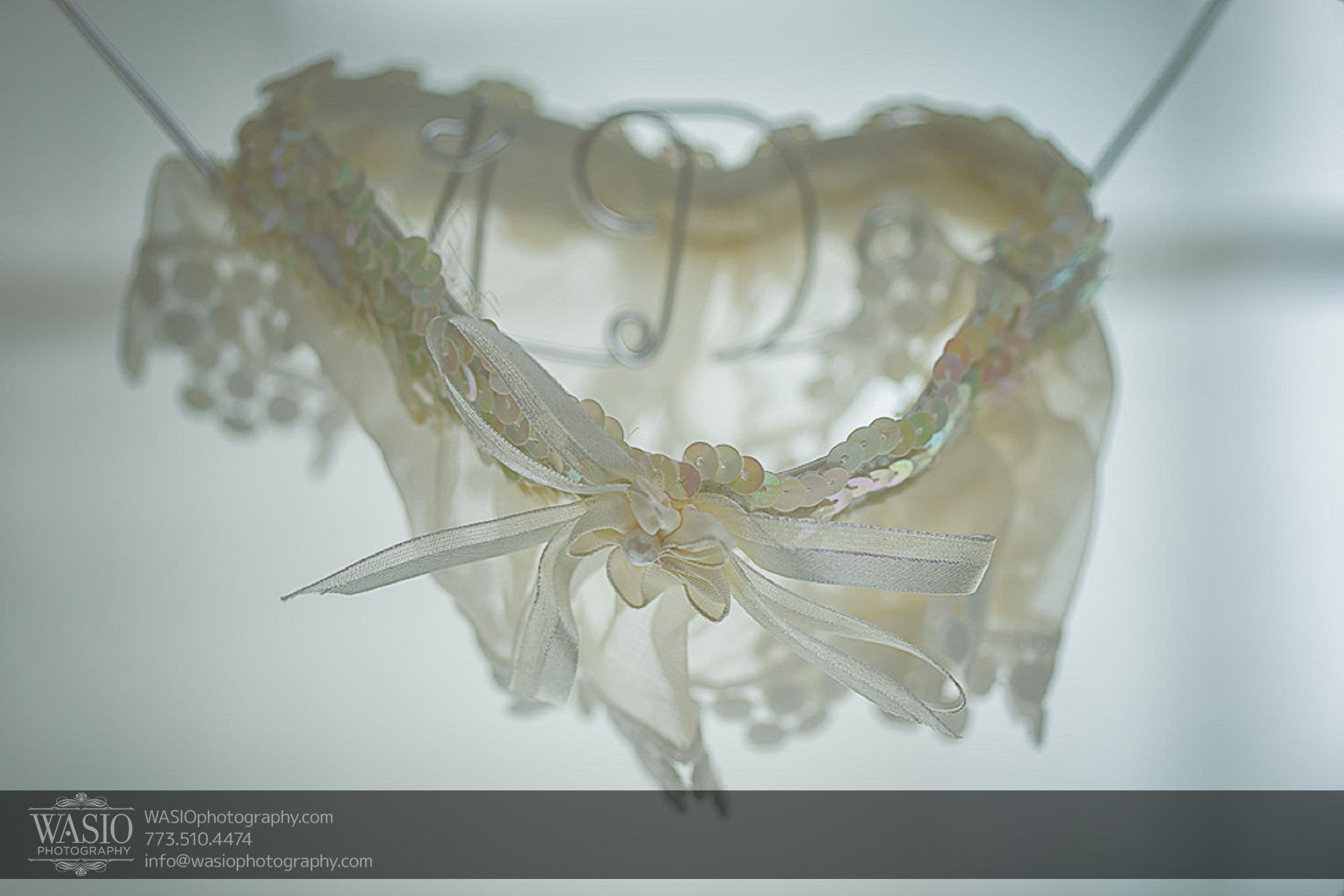 venue-one-chicago-wedding-i-do-custom-hanger-cute-garter-57 Venue One Chicago Wedding - Katie + Mike