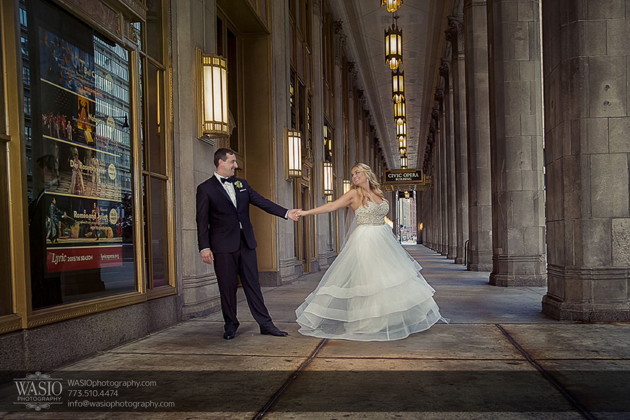 Venue One Chicago Wedding – Katie + Mike
