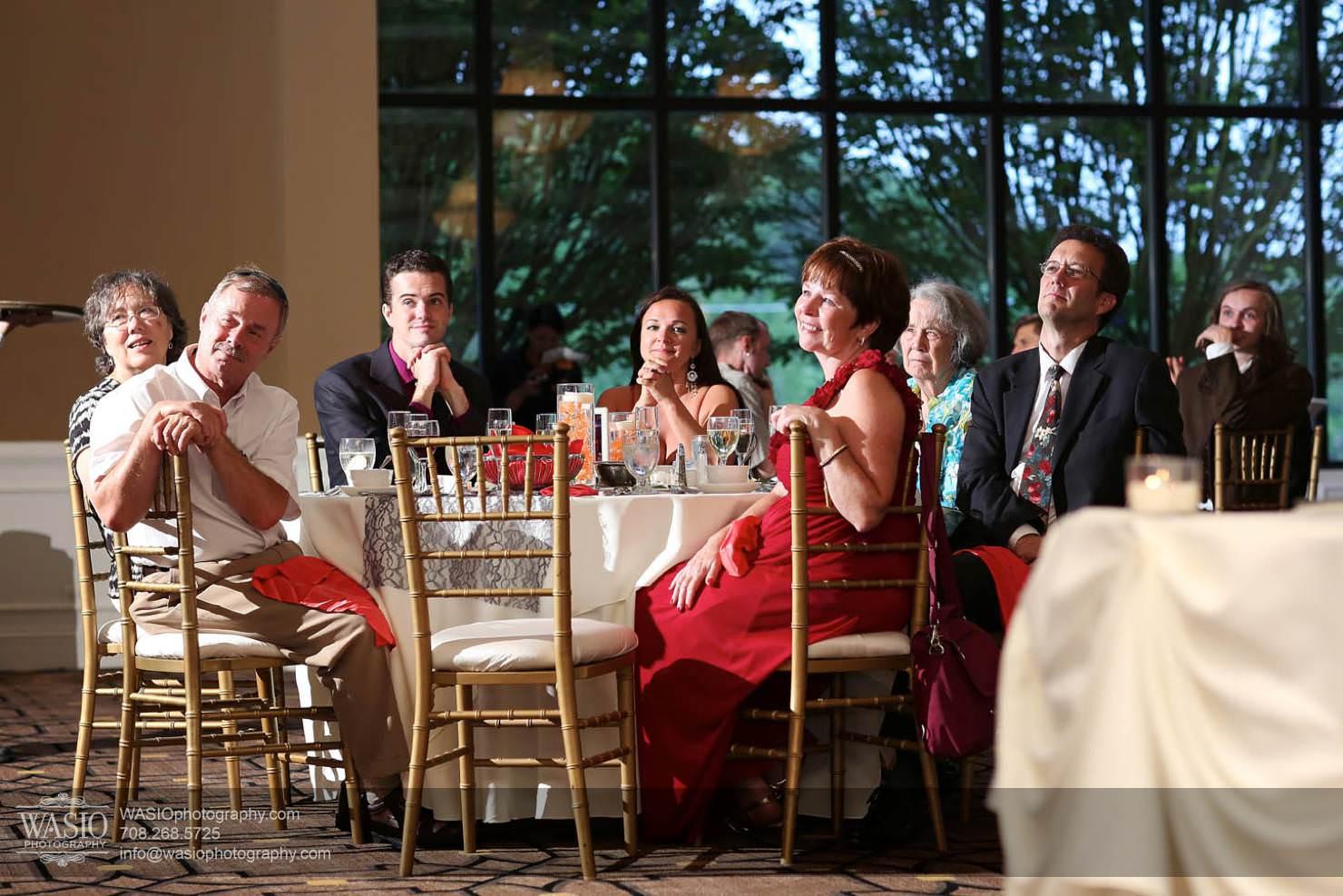 wedding-chicago-parents-party-golf-club Chevy Chase Country Club Wedding - Elizabeth & Michael