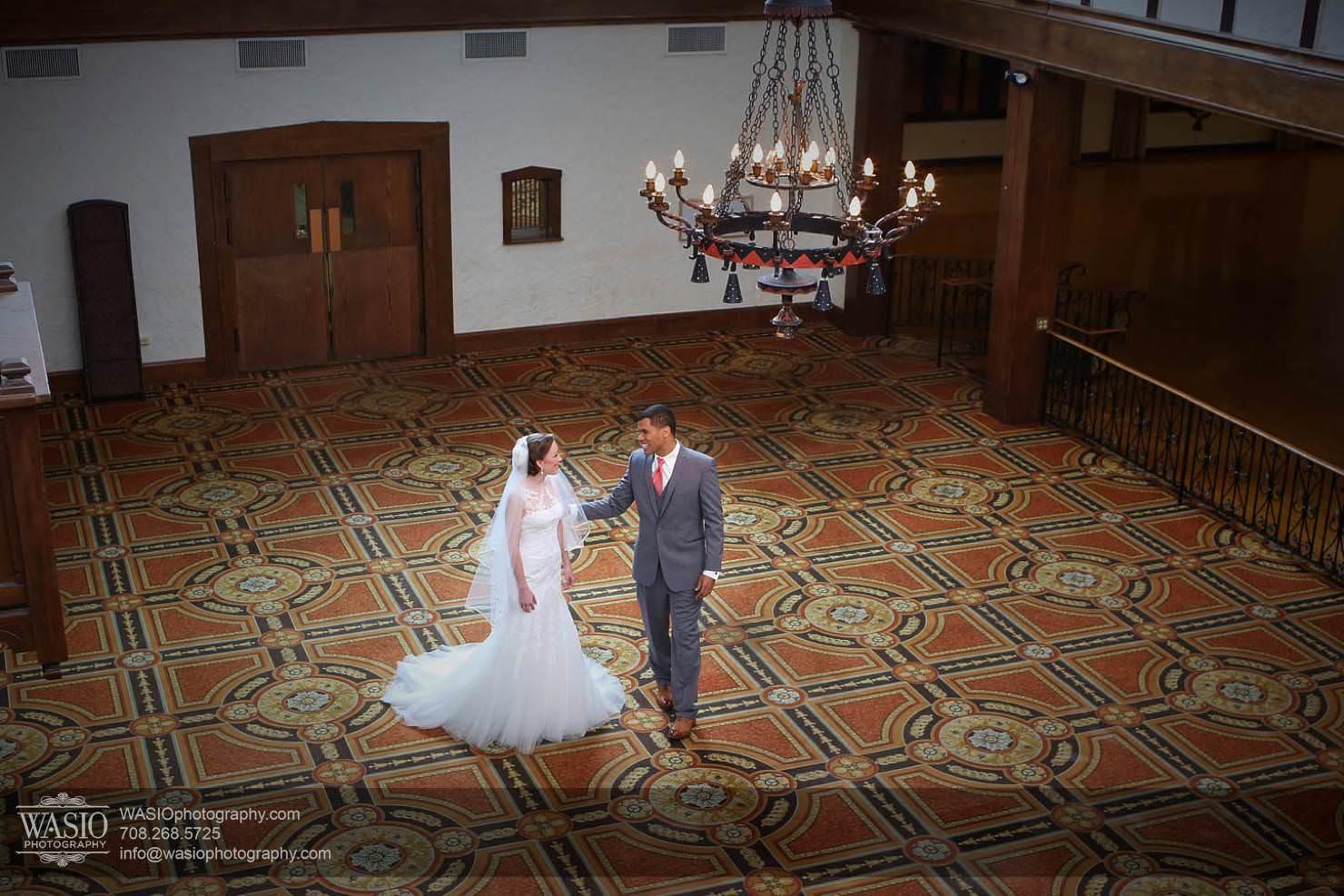 wedding-first-look-golf-club-romantic Chevy Chase Country Club Wedding - Elizabeth & Michael