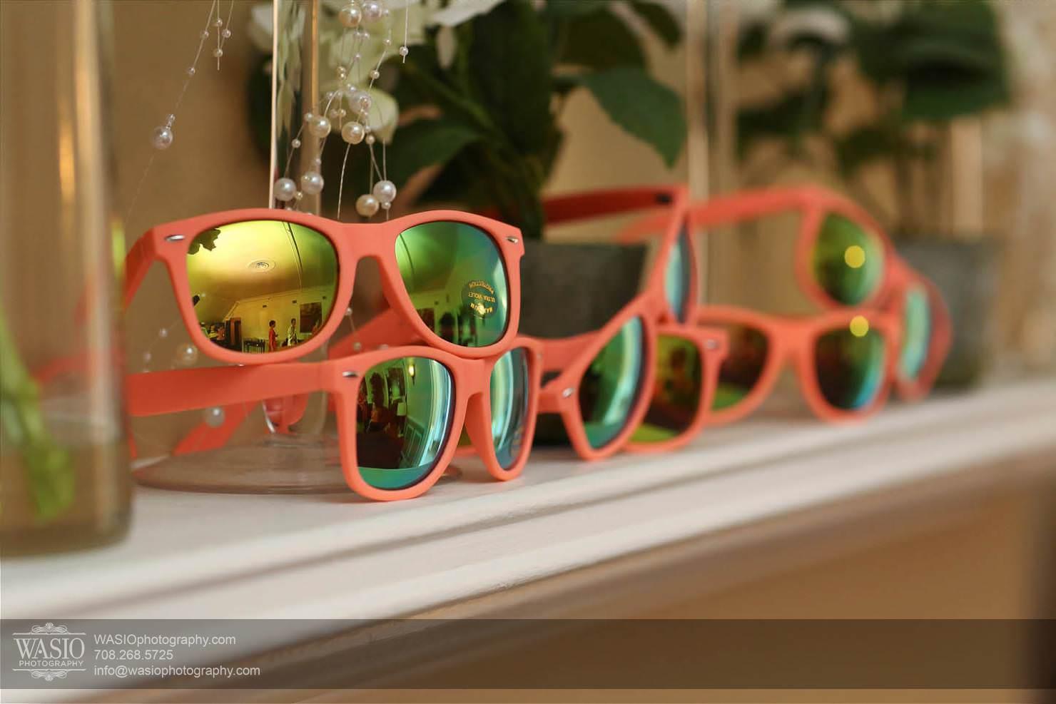 wedding-glasses-fun-summer-golf-club Chevy Chase Country Club Wedding - Elizabeth & Michael