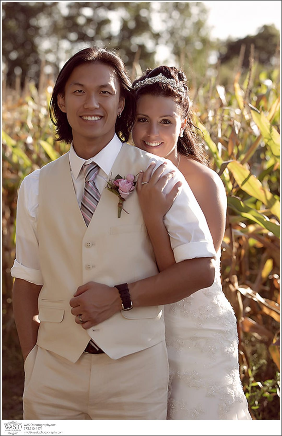 wedding-photography-in-indiana-090-modern-rustic-outdoor-portrait Wedding Photography in Indiana - Natalie + Jae