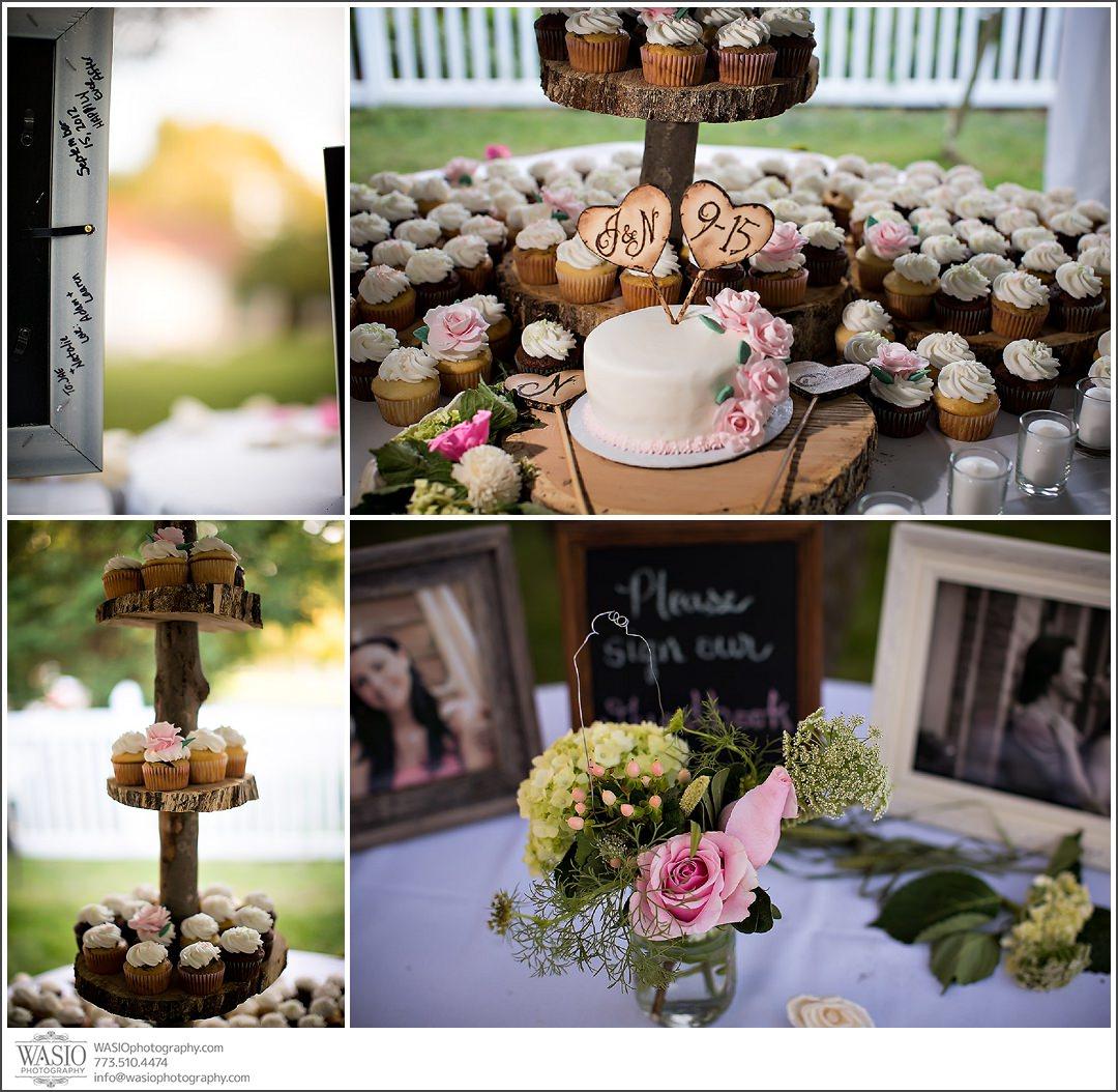 wedding-photography-in-indiana-096-vintage-custom-decoration Wedding Photography in Indiana - Natalie + Jae