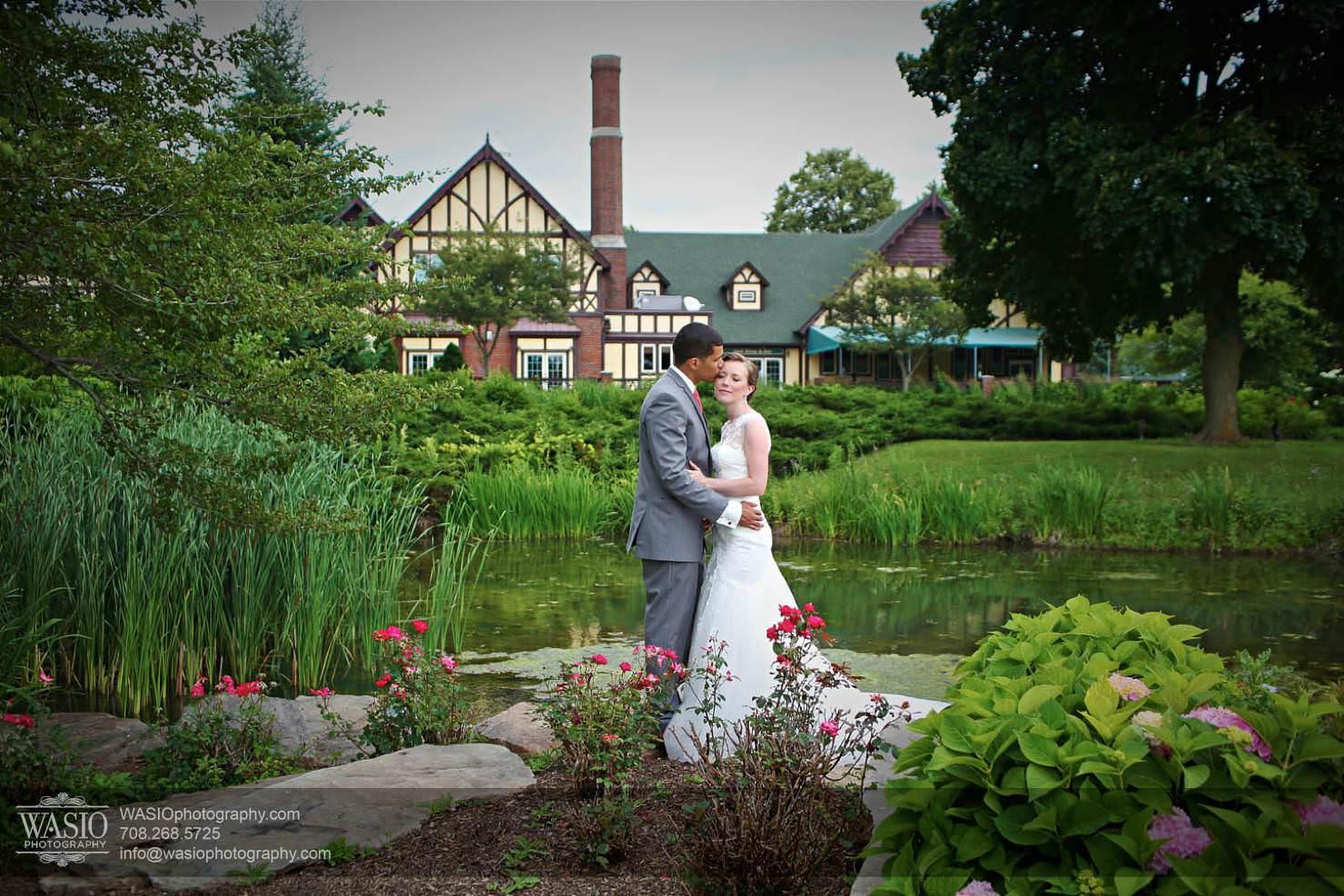 wedding-portrait-couple-golf-club Chevy Chase Country Club Wedding - Elizabeth & Michael