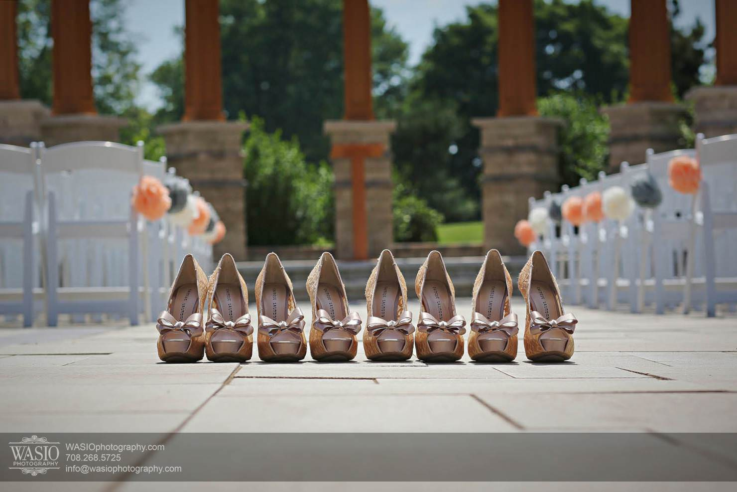 wedding-preparation-outdoor-wedding-shoes Chevy Chase Country Club Wedding - Elizabeth & Michael